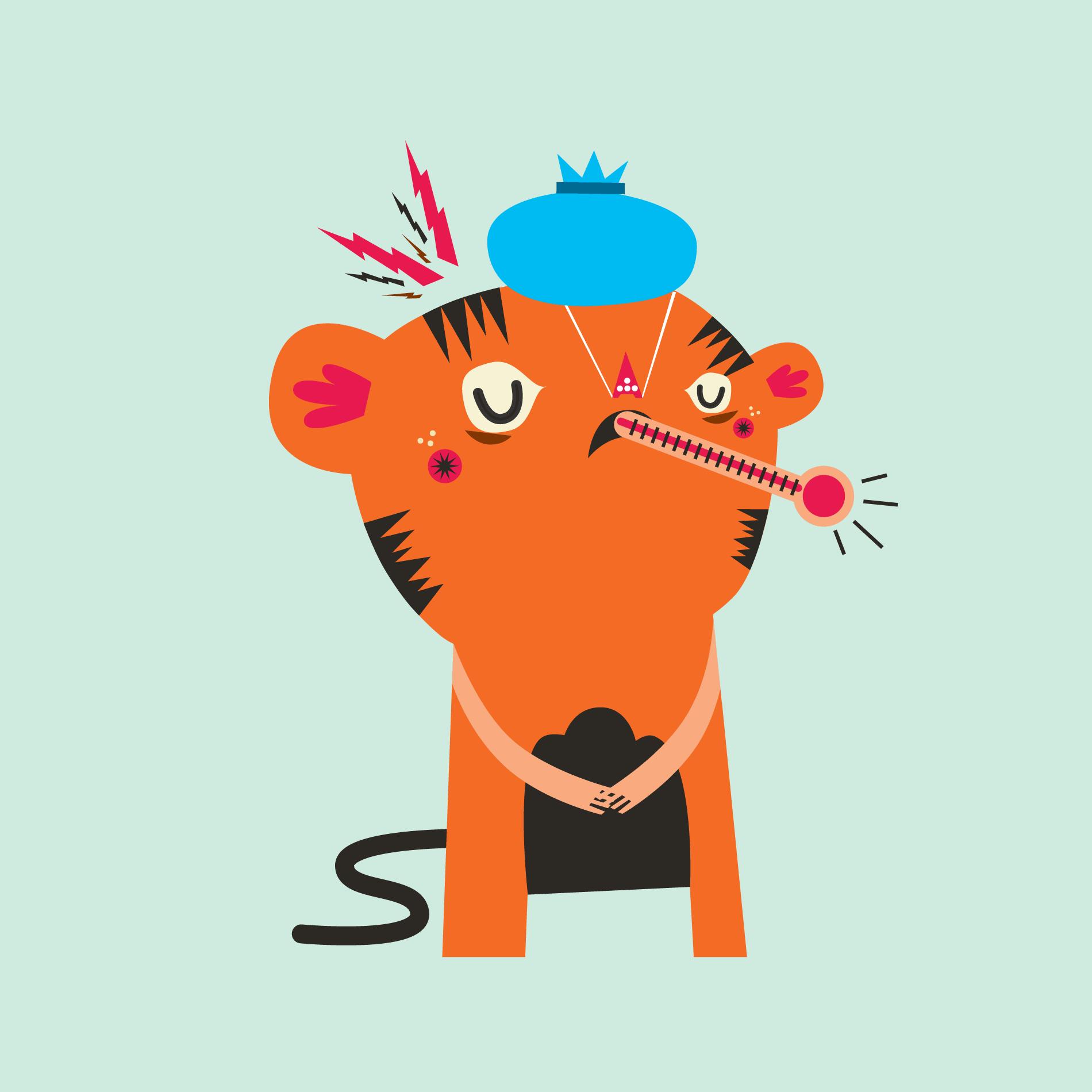 Illustration_facebook_sticker_sick_sm