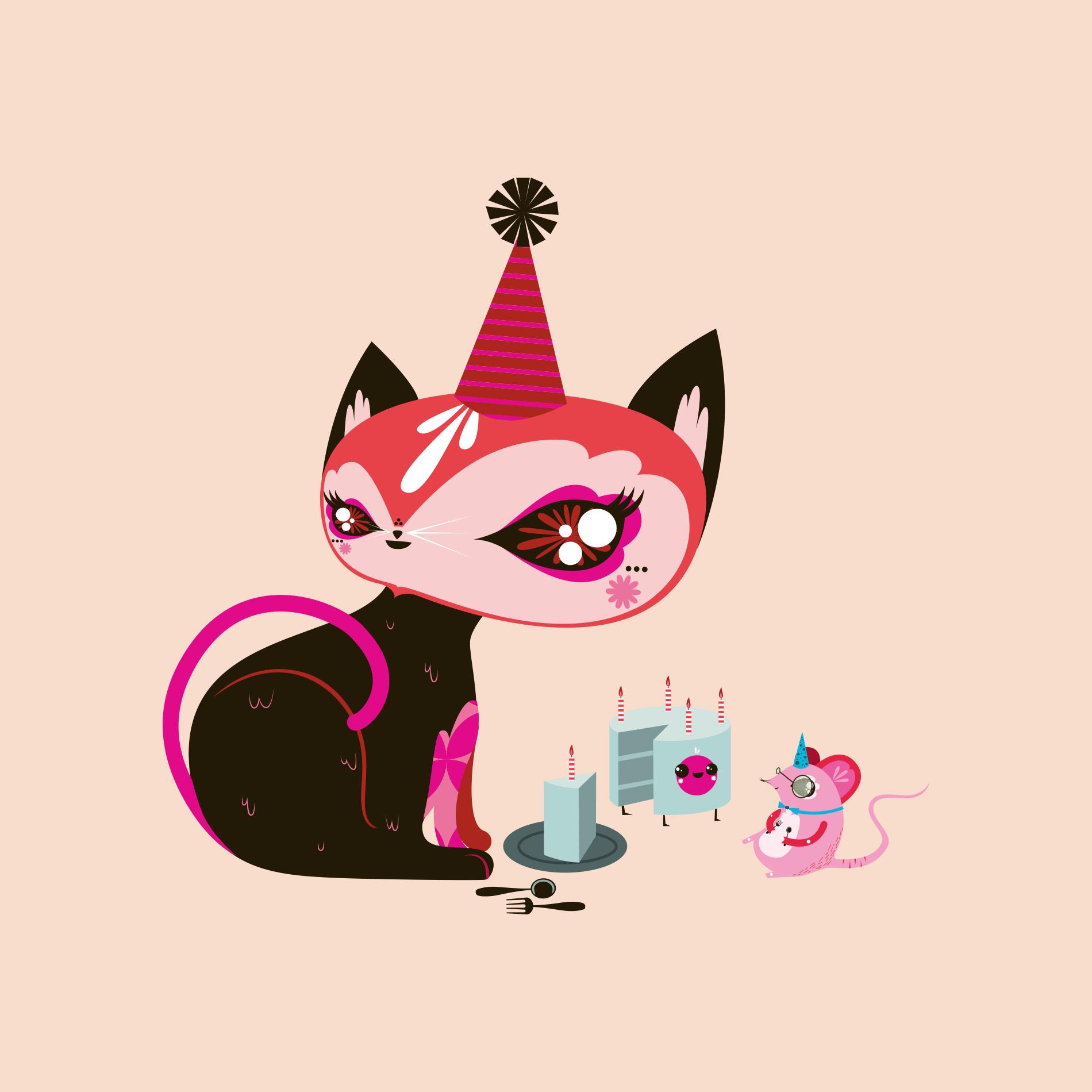 pikodori_cat_cake